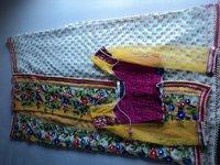 Ladies Designer Sarees With Blouse
