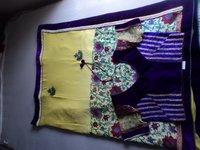 Designer Ladies Sarees With Blouse
