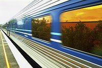 Automotive Glass For Train