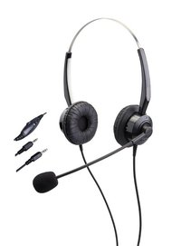 Call Center Headset (PC - 3.5mm)