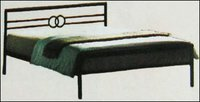 Stylish Metal Bed