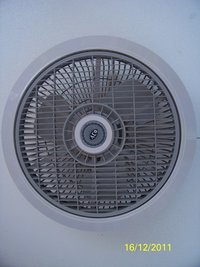 Hurricane Cabin Fan