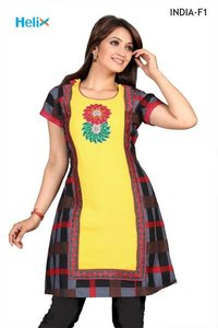 Women Printed Kurti