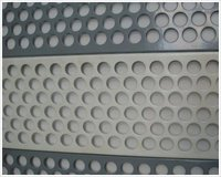Industrial Perforated Sheet
