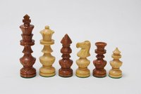Beautiful Handcrafted Chessmen Set