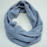 Pure Cashmere Round Scarf