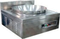 Induction Steel Kadai