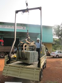 Aac Blocks Handling Equipment