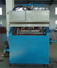 Semi-Automatic Egg Tray Machine (FCZMW-2)