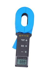 Digital Earth Clamp Meter 
