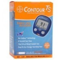 Bayer Contour TS Glucose Monitoring Kit