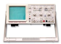 Dual Trace Dual Channel Oscilloscope (20 Mhz)