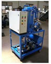 Portable Oil Filtration And Dehydration Plants