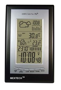 Weather Station Barometer WMR-108