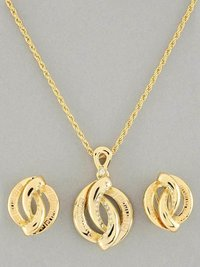 Women Gold Imitation Earring
