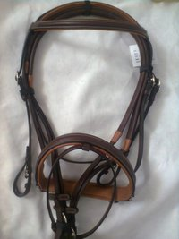 Dressage Bridle With Padded Crown