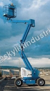 Articulated Cherry Picker Rental Services
