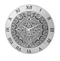 Designer Steel Wall Clocks