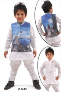 Kids Kurta Suit