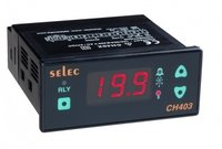 3 Digit Temperature Chiller Controller