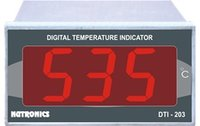 Digital Temperature Indicator (Model Dti-200)