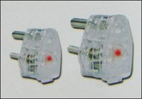 Polycarbonate 3 Pin Plug Top