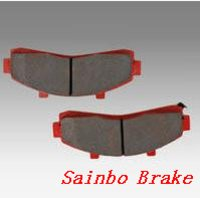 Front Brake Pad for Ford/ Mazad