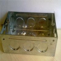 Module Galvanized Box (Gi-04)