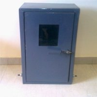 Three Phase Metal Meter Box