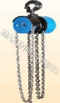 Heavy Duty Chain Pulley Block Hand Hoist Series