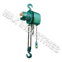 Chain Electric Hoist EH2 Series Hoists