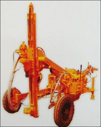 Wagon Drill Machine