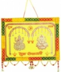 Laxmi Ganesha Wall Hangings