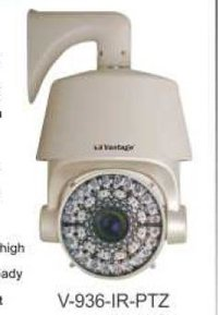 Outdoor IR PTZ High Speed Dome Camera