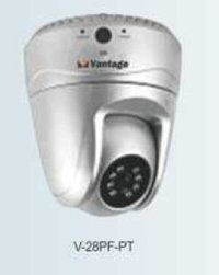 IP Pan-Tilt IR Dome Camera