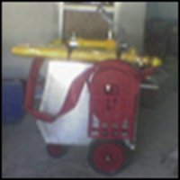 Stainless Steel Made Mobile Trolley