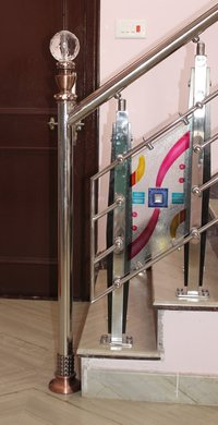 Stainless Steel Aluminium Railings