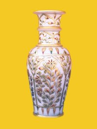 Designer Marble Vases