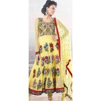Designer Georgette Chiffon Salwar Kameez