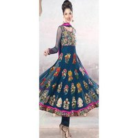 Fancy Georgette Chiffon Salwar Kameez