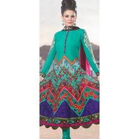 Georgette Chiffon Fancy Salwar Kameez