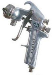 Air Assisted Pressure Feed Spray Gun