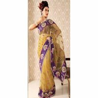 Full Net Fancy Sarees