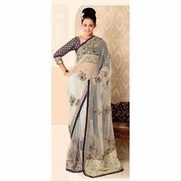 Exclusive Full Net Sarees
