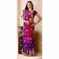 Exclusive Net Designer Sarees