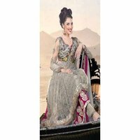 Anarkali Churidar Kameez