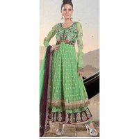 Designer Anarkali Churidar Kameez