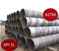 X65 Spiral Welding Carbon Steel Pipe API5l Oil Pipe