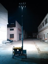 Portable Diesel Generator Mobile Light Tower PHT-540-G2
