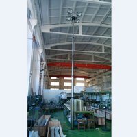 Wireless Remote Portable Mobile Lighting Tower PHT-540-G2/R
